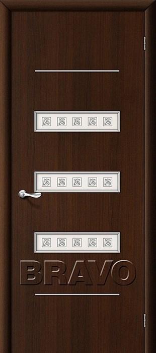 Трио  Л-13 (Венге), Межкомнатные двери Браво, Bravo, ламинированные. - фото 4483