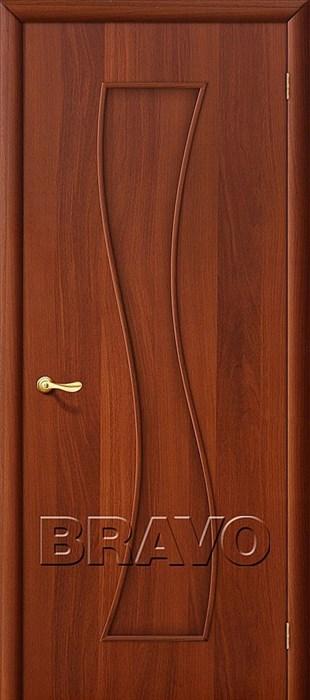 11Г Л-11 (ИталОрех), Межкомнатные двери Браво, Bravo, ламинированные. - фото 4489